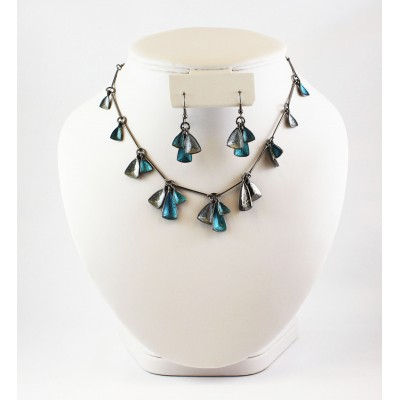 ENSEMBLE COLLIER BREEZE AQUA